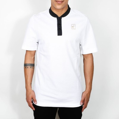 nike-court-polo-white-black-metallic-gold