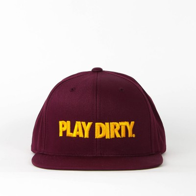 undefeated-play-dirty-sp16-snapback-purple