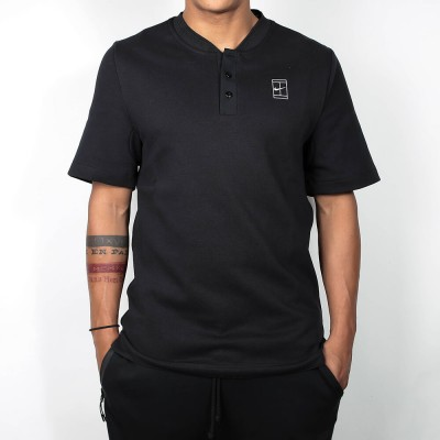 nike-court-polo-black-black-white