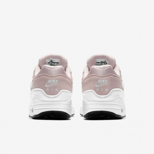 Nike Wmns Air Max 1 Barely Rose / White-01