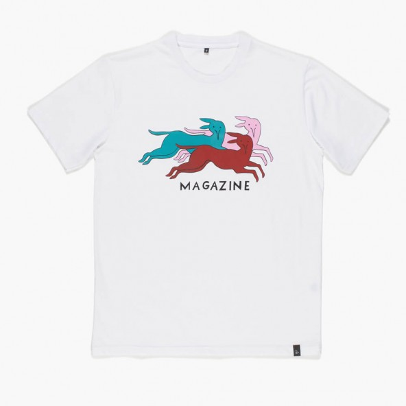 By Parra T-Shirt Dog Magazine White-01