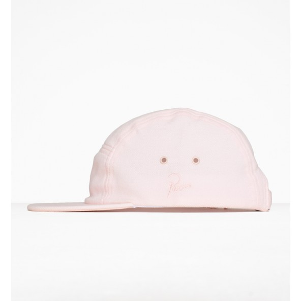 By Parra 5 Panel Volley Hat Confused Fox Pink-01
