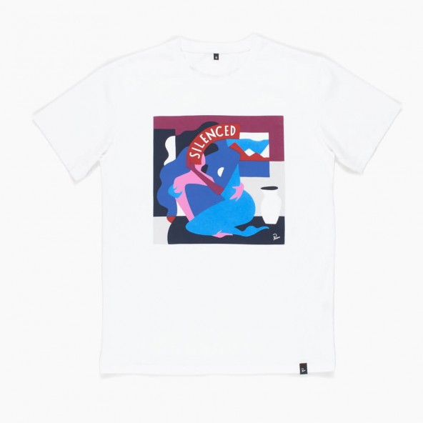 By Parra T-Shirt MICH Cover White-01