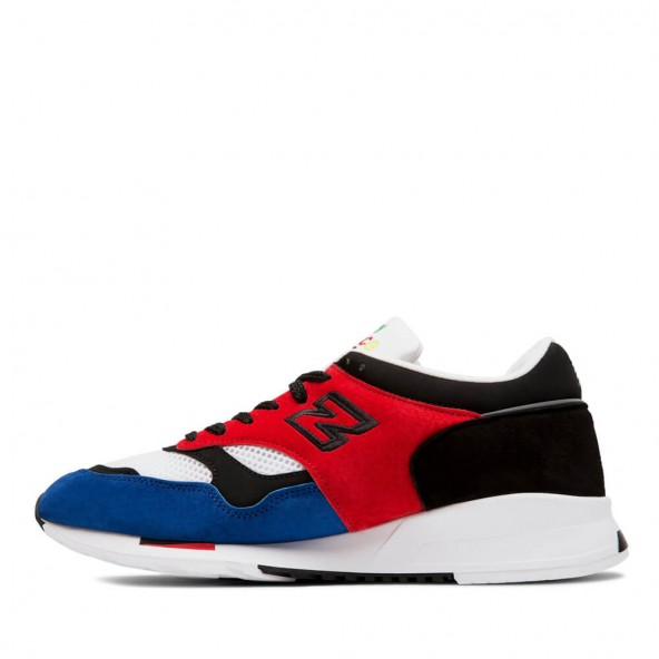 New Balance M1500 PRY Red / Black / Blue-01