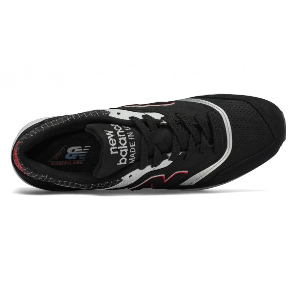 New Balance M997 CR Black / White-01