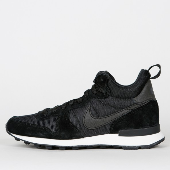 Nike Wmns Internationalist Mid Black / Black-01