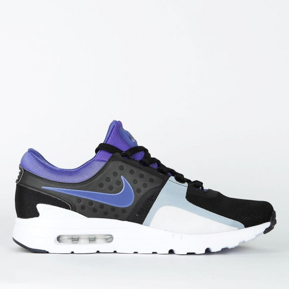 nike air max zero qs black persian violet white. Black Bedroom Furniture Sets. Home Design Ideas