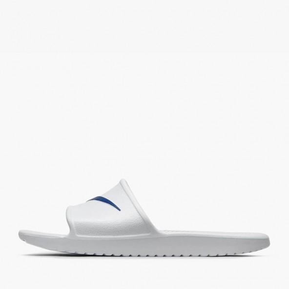Nike Kawa Shower White / Blue Moon-01