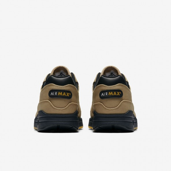 Nike Air Max 1 Premium Elemental Gold / Mineral Yellow Black-01