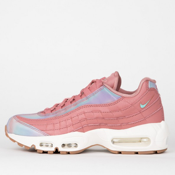Nike Running Air Max 95 SE  Red Stardust Washed Teal Sail