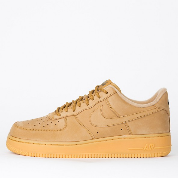Nike Air Force 1 07 WB Flax / Flax Gum Light Brown Outdoor Green-01