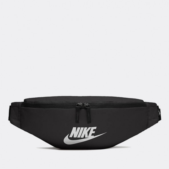 Nike Heritage Hip Pack Black / Black / White-01