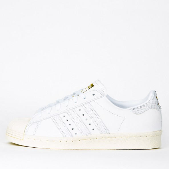 Adidas Superstar 80s W Supplier Colour / Supplier Colour / Chalk White-01