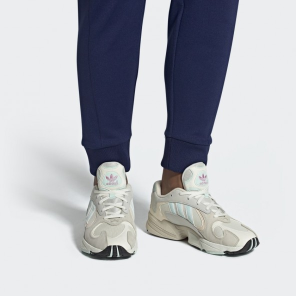 Adidas Yung-1 Off White / Ice Mint / Ecru Tint-01