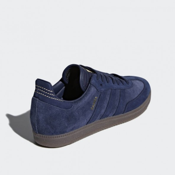 Adidas Samba FB Dark Blue-01