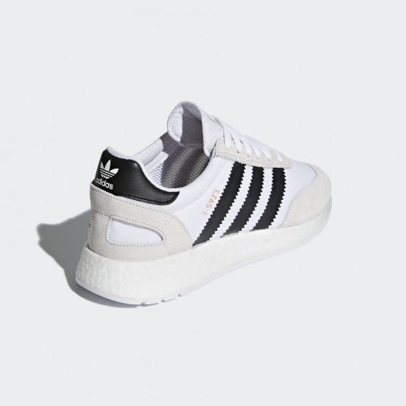 Adidas I-5923 Runner Boost Ftwr White / Core Black / Copper Metallic-01