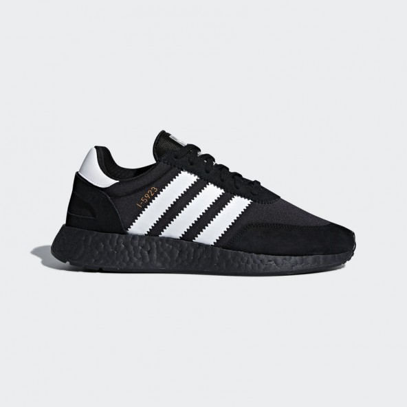 Adidas I-5923 Runner Boost Core Black / Ftwr White / Copper Metallic-01
