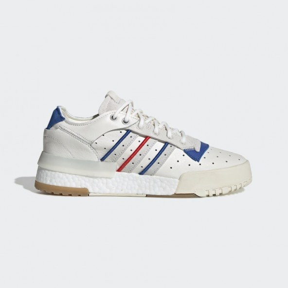 Adidas Rivalry RM Low Cloud White / Raw White / Crystal White-01