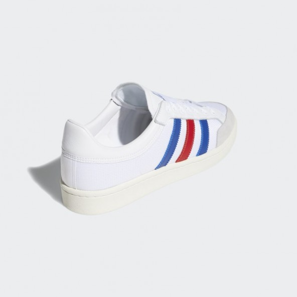 Adidas Americana Low Ftwr White / Collegiate Royal / Scarlet-01