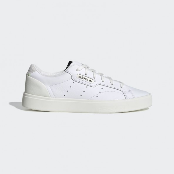Adidas Sleek W Ftwr White / Off White / Crystal White-01