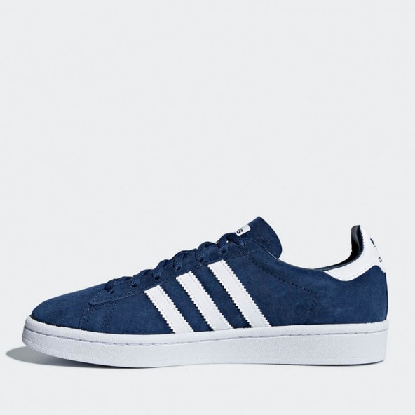 Adidas Campus W Mineral Blue / Ftwr White / Ftwr White-01