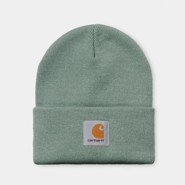 Carhartt WIP Short Watch Hat Frosted Green-01