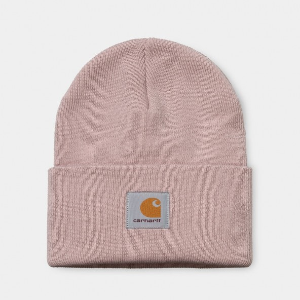 Carhartt WIP Acrylic Watch Hat Frosted Pink-01