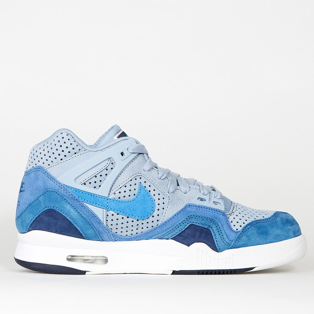 6597ebea1e2 Nike Air Tech Challenge II QS - Blue Grey   Photo Blue   Obsidian ...