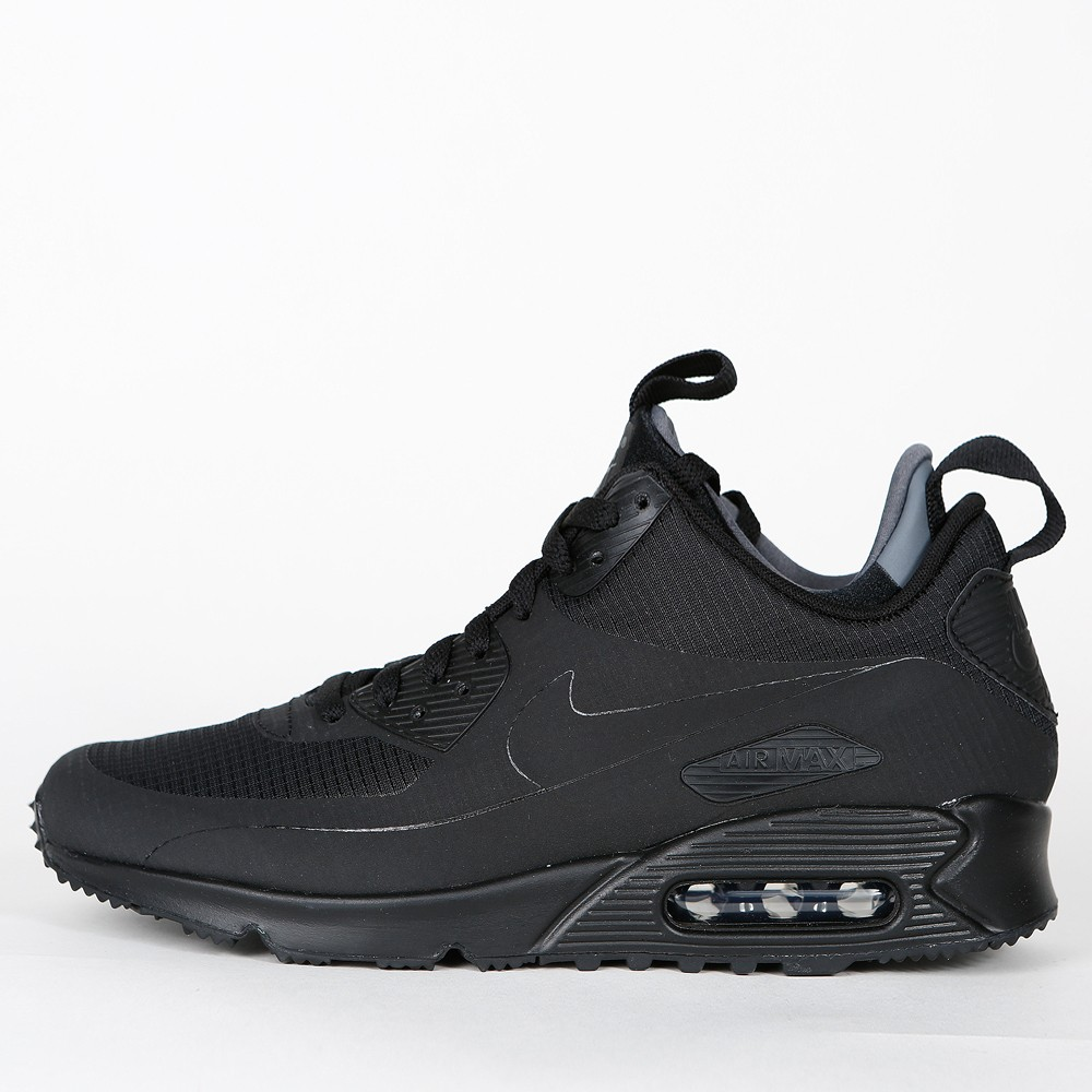 air max 90 mid winter black