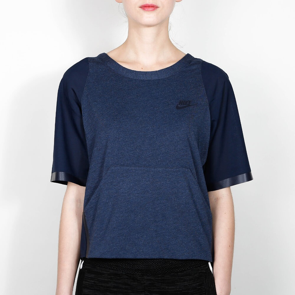 Nike Wmns Premium Pack Top - Obsidian Heather
