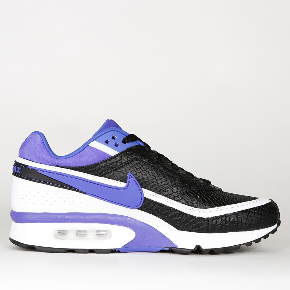 Nike Air Max BW Premium Black Persian Violet 819523