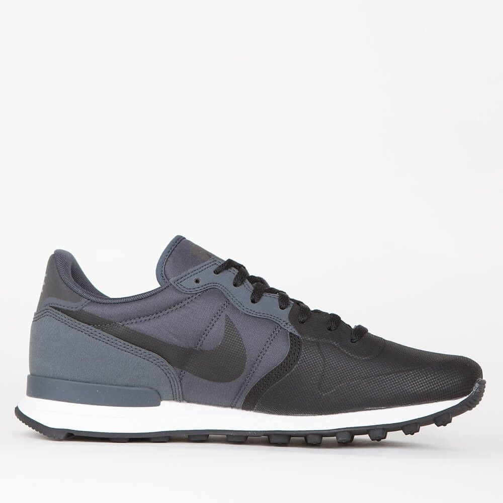 newest 19552 ad1da Nike Internationalist Premium SE - Black  Black - Anthracite - Anthracite