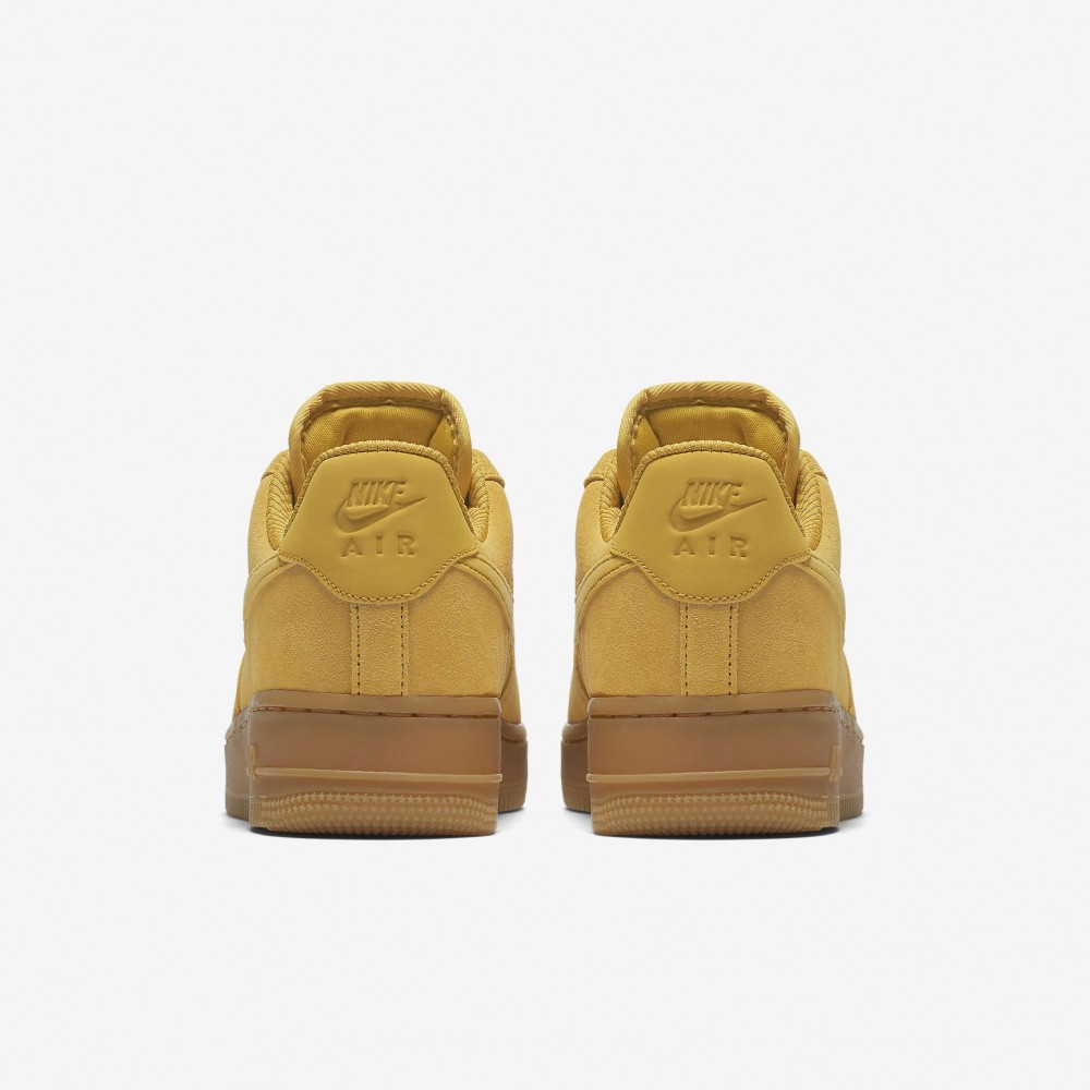 sports shoes 48697 26f09 Nike Wmns Air Force 1  07 SE - Mineral Yellow   Mineral Yellow
