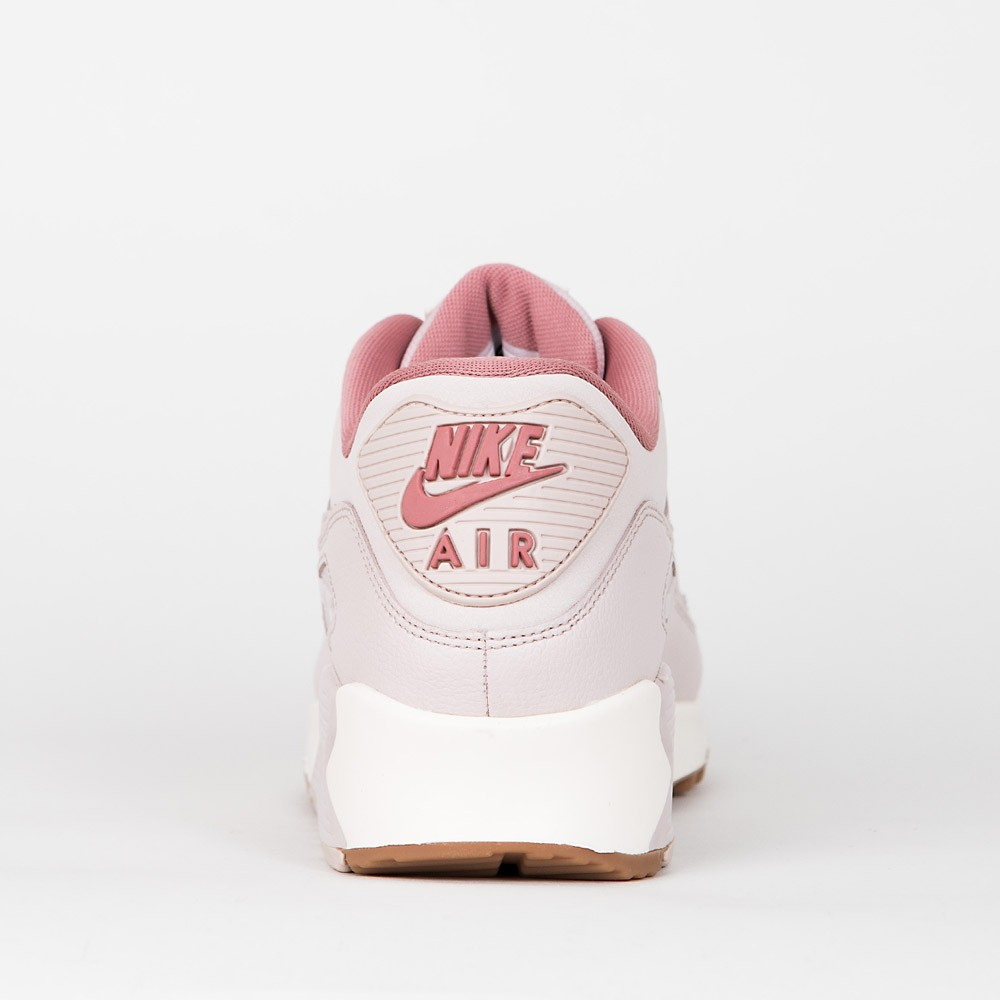 new concept 16e21 83839 Nike Wmns Air Max 90 Leather - Silt Red   Silt Red - Red Stardust - Sail