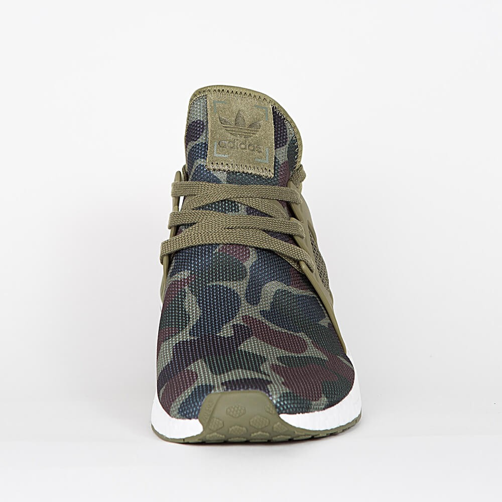 save off 10dea deb77 Adidas NMD XR1 Duck Camo - Olive Cargo  Olive Cargo - Core Black