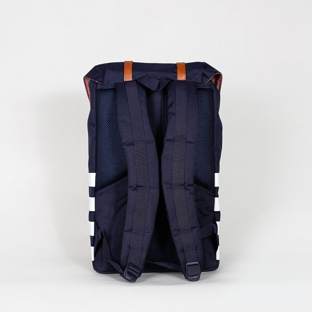 Herschel Supply Co. Little America Backpack Peacoat Offset-01