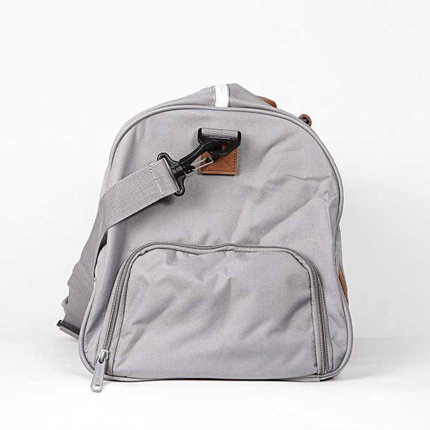 Herschel Supply Co. Novel Duffle Grey-01