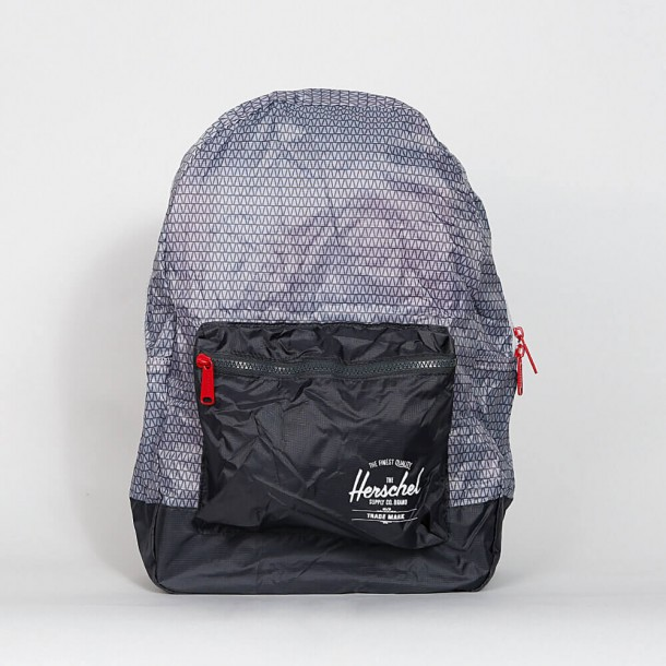 Herschel Supply Co. Packable Daypack Prism Print / DarkShadow-01