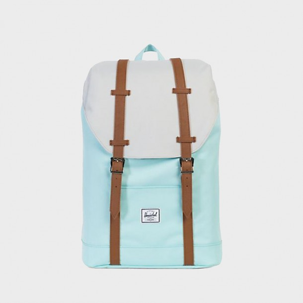 0a66341b9bd2 Herschel Supply Co. Retreat Mid-Volume Backpack - Blue Tint   Glacier Grey  • stickabush.com