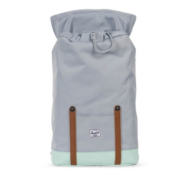 Herschel Supply Co. Mid-Volume Retreat Backpack Quarry / Yucca-01
