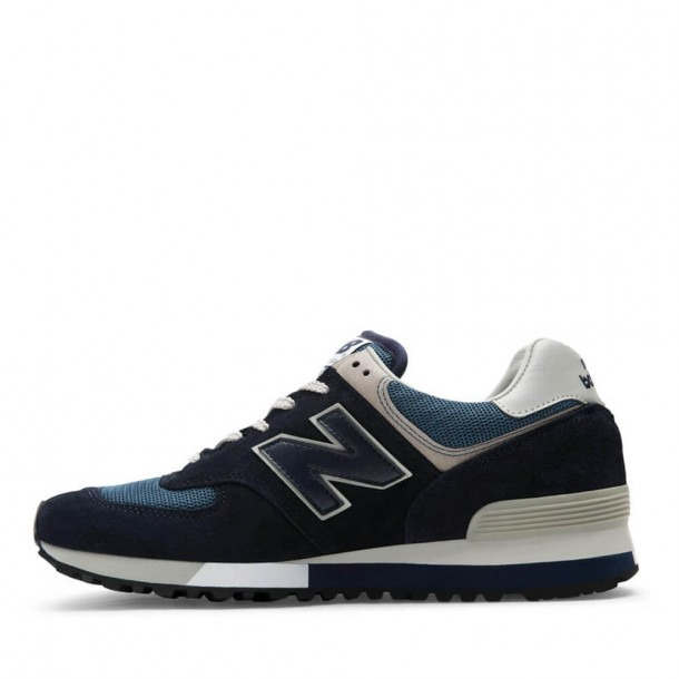 nouvelle arrivee f1d22 eb570 New Balance M576 OGN - Made in England - Navy / Grey ...