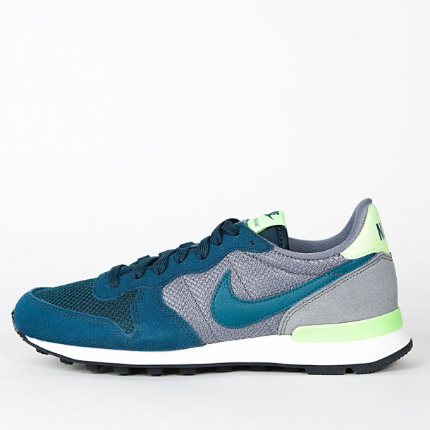 best sale the sale of shoes latest Nike Wmns Internationalist - Mid Teal / Cool Grey - 629684 ...