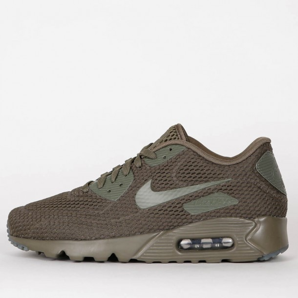 Nike Air Max 90 Ultra BR Medium Olive 725222 201 | 2wear