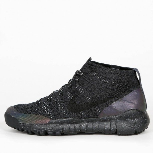 new style 8b7d8 12833 ... authentic nike flyknit trainer chukka sneakerboot black black  anthracite 805092 001 stickabush 621ef a4fa8