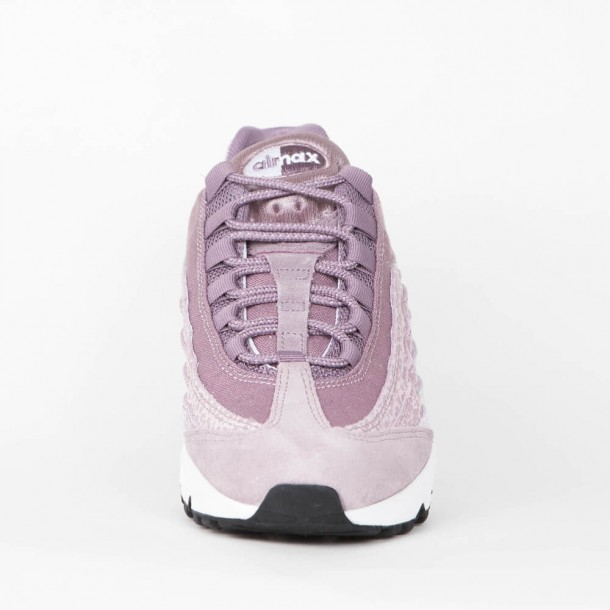 Nike Air Max 95 Premium 807443 502 Purple Smokesummit