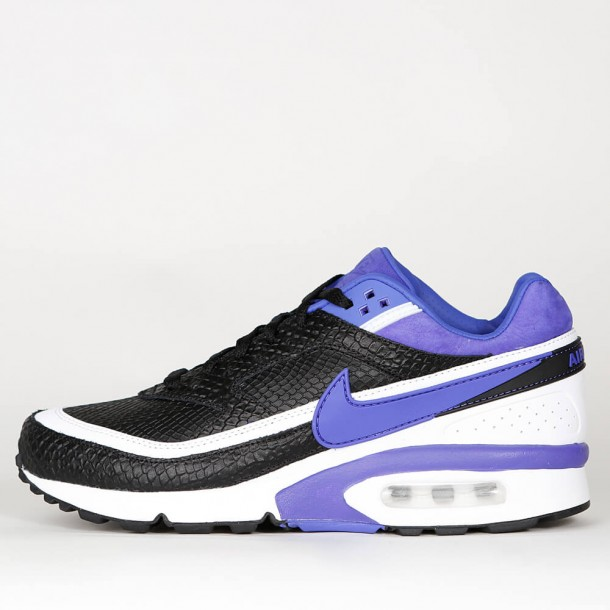 buy popular 06b4b db5ea Nike Air Max BW Premium - Black / Persian Violet - 819523 051 -  stickabush.com