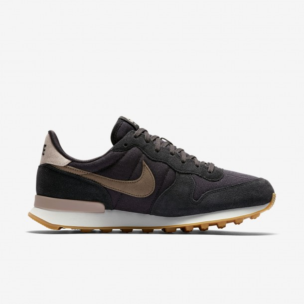 latest discount cheap sale super cute Nike Wmns Internationalist - Oil Grey / Mink Brown - Summit ...