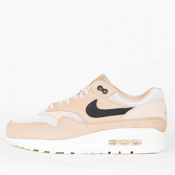 f286c0bbc508 Nike Wmns Air Max 1 Pinnacle Mushroom   Black Light Bone Oatmeal-01