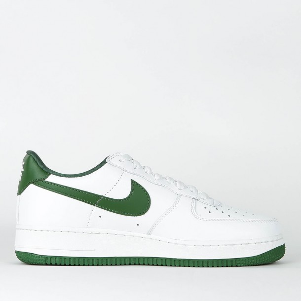 Nike Air Force 1 Low Retro Summit White Forest Green