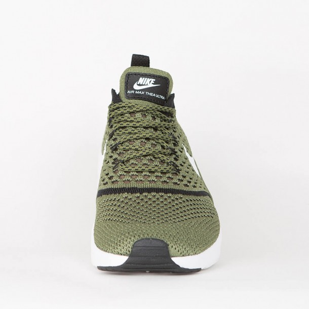 Nike Wmns Air Max Thea Ultra Flyknit Palm Green White